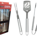 Cave Tools 3 Piece BBQ Tool Set