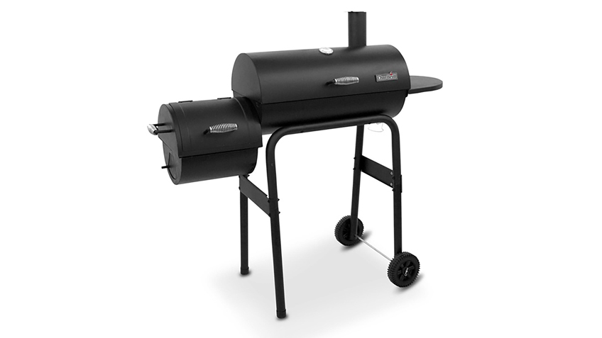 Char Broil Offset BBQ Smoker Grill