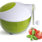 Culina Space Saving Salad Spinner