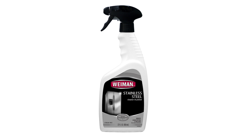 Weiman Stainless Steel, Polish & BBQ Cleaner