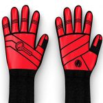 Cave Tools BBQ Grilling Glove Oven Mitts